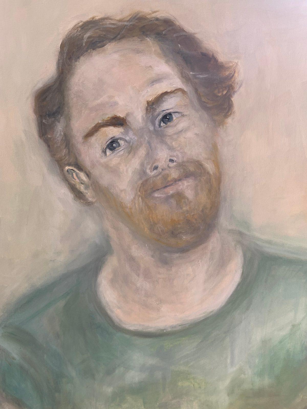 Portrait of philip