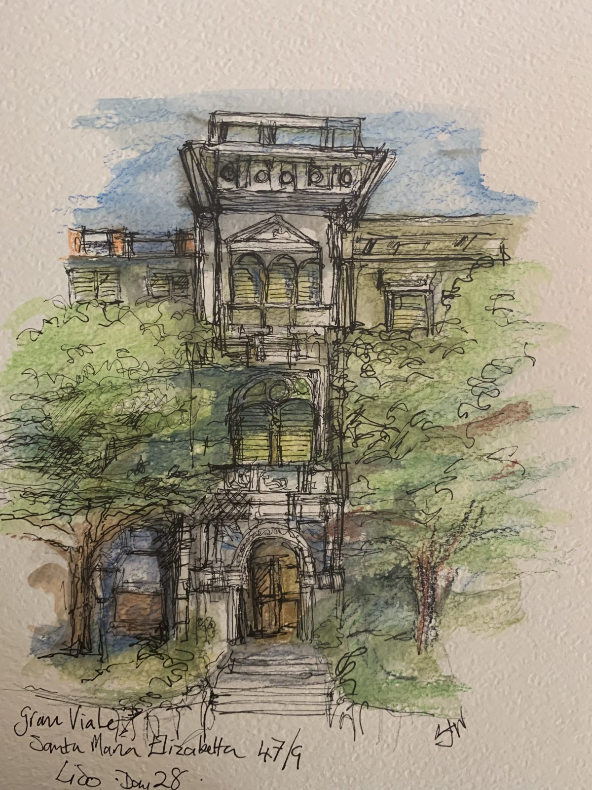 Venice Mansion 2