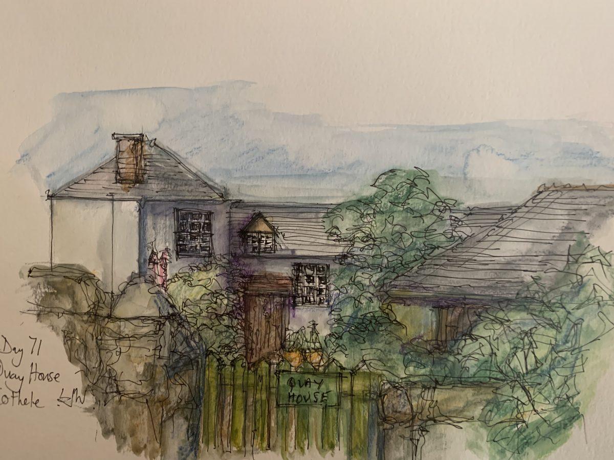 Calstock cottage