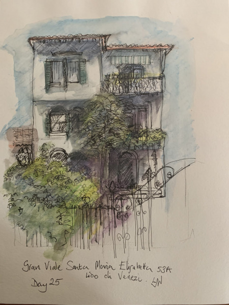 Venice- The lido