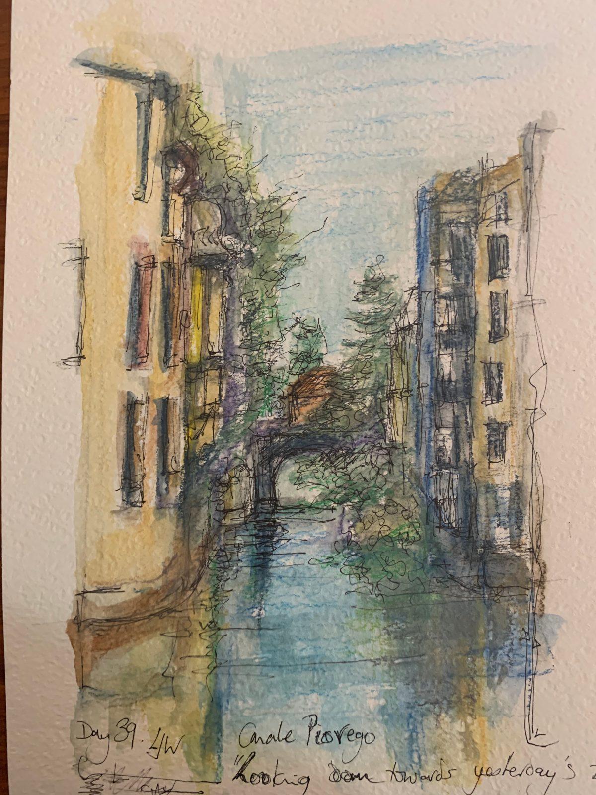 Padova Canal.