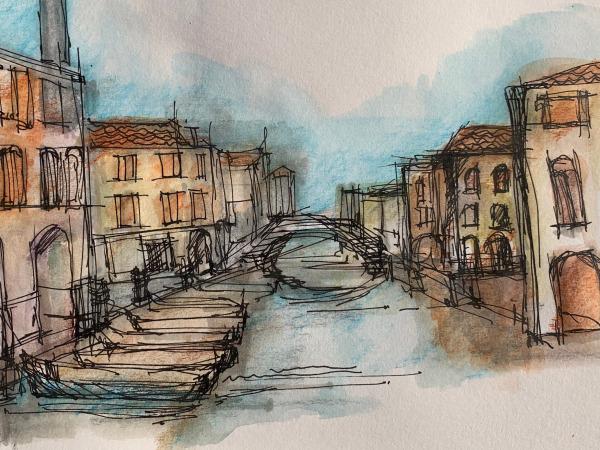 Canal Chioggia