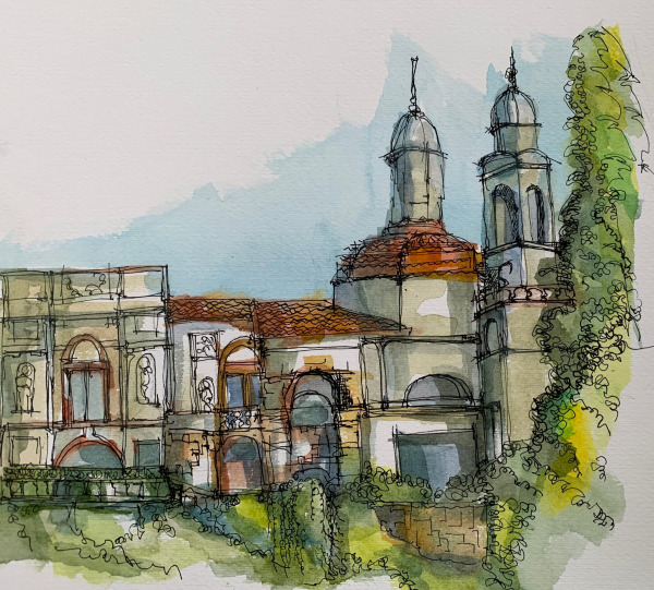 7th Chapel Monselice