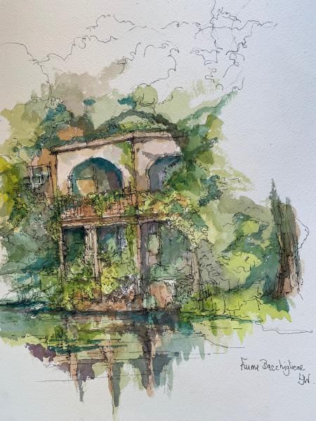 Padova Boat house